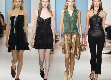Paco Rabanne Spring/Summer 2016 Collection – Paris Fashion Week