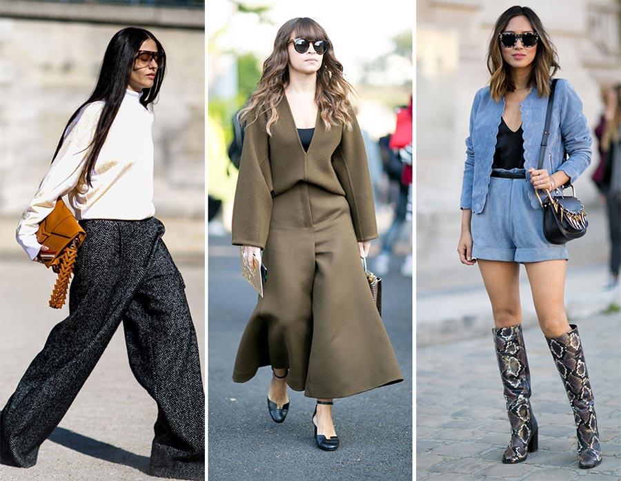 Paris Fashion Week Spring 2016 Street Style Looks