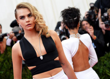 Cara Delevingne and Rihanna To Star In a New Sci-Fi Movie
