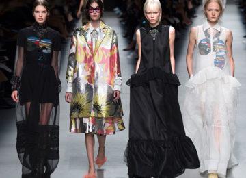 Rochas Spring/Summer 2016 Collection – Paris Fashion Week