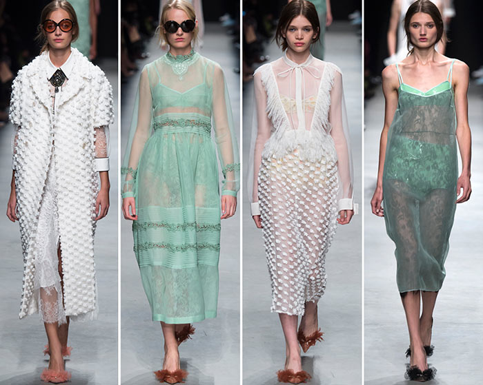 Rochas Spring/Summer 2016 Collection
