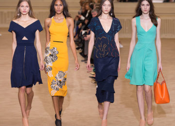 Roland Mouret Spring/Summer 2016 Collection – Paris Fashion Week