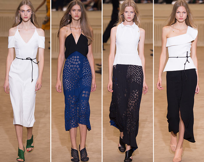Roland Mouret Spring/Summer 2016 Collection