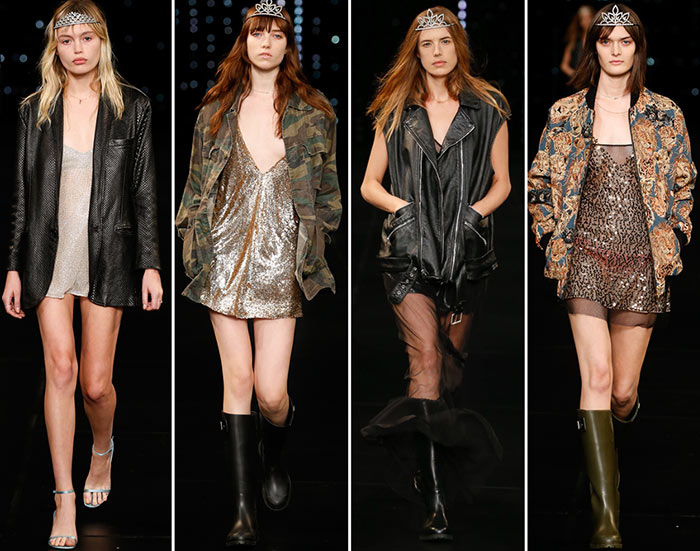 Saint Laurent Spring/Summer 2016 Collection