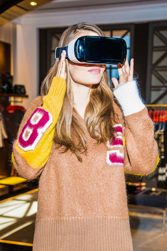 Tommy Hilfiger Offers In-Store Virtual Reality Experience