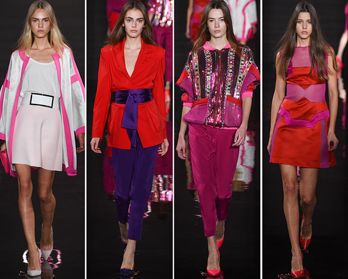 Valentin Yudashkin Spring/Summer 2016 Collection