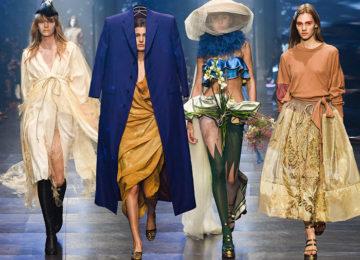 Vivienne Westwood Spring/Summer 2016 Collection – Paris Fashion Week