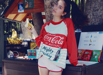 The Wildfox x Coca Cola Collaboration