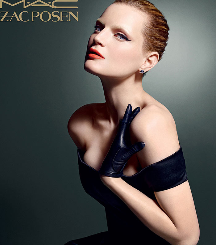 Zac Posen and MAC Cosmetics Launch a Collection