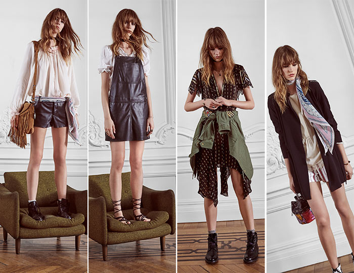 Zadig & Voltaire Spring/Summer 2016 Collection