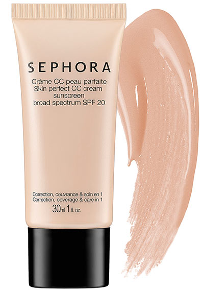 8 Sephora Special Offers For Fall: CC Cream