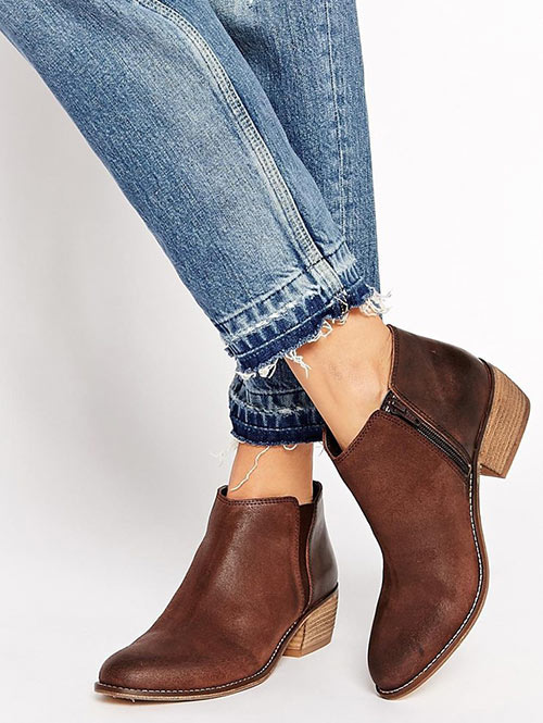 7 Cool Pairs of Ankle Boots to Get from ASOS This Fall | Fashionisers