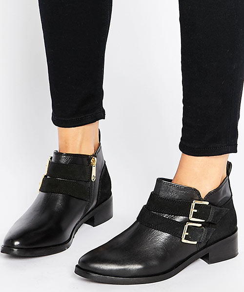 Fall 2015 Trendy Ankle Boots from ASOS
