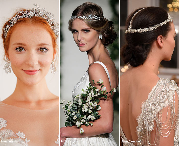 Fall 2016 Bridal Trends: Bridal Hair Jewelry