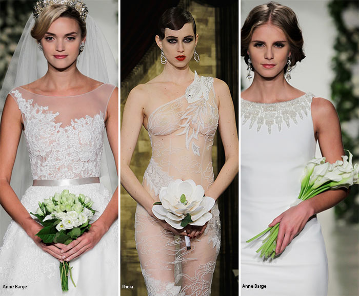 Fall 2016 Bridal Trends: Homogeneous Bridal Bouquets