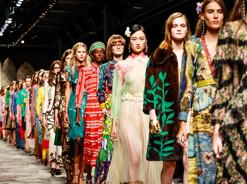 Fashion Diversity Gap: White Models Still Dominate the Runway