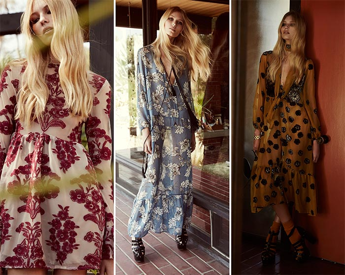 For Love & Lemons Holiday 2015 Lookbook