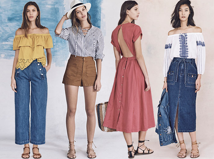 Madewell Spring 2016 Collection
