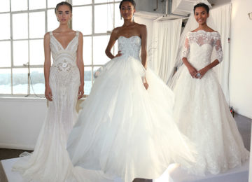 Marchesa Fall 2016 Bridal Collection