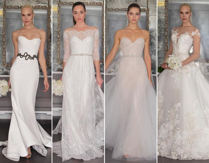 Romona Keveza Fall 2016 Bridal Collection