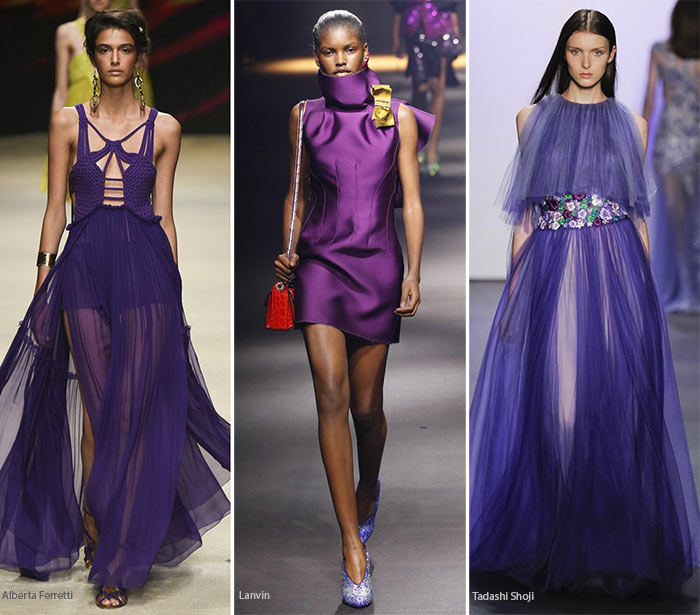 Spring/ Summer 2016 Color Trends: Amethyst Purple
