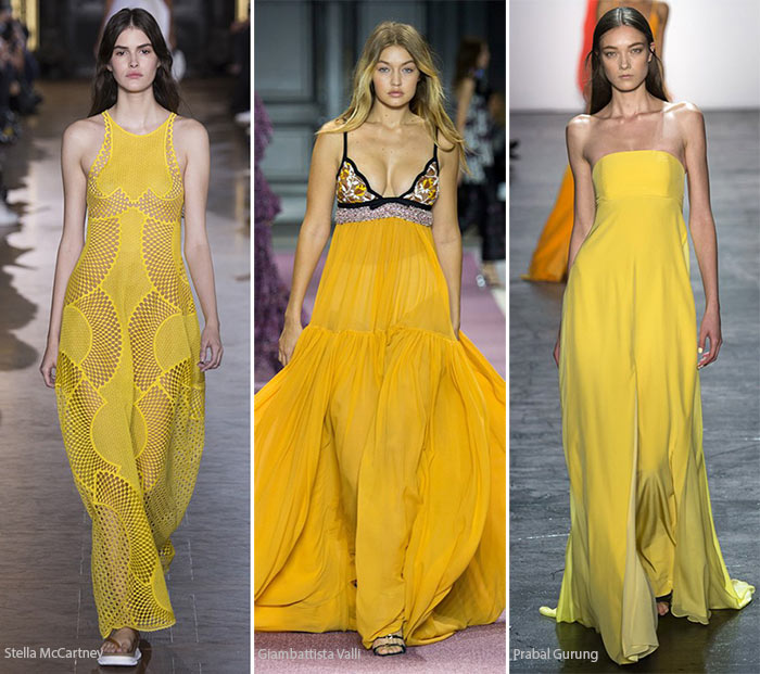 Spring/ Summer 2016 Color Trends: Buttercup