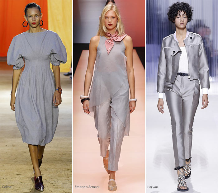 Spring/ Summer 2016 Color Trends: Lilac Gray