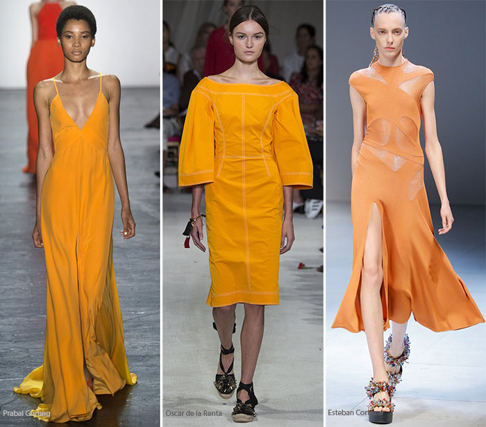 Spring/ Summer 2016 Color Trends: Papaya