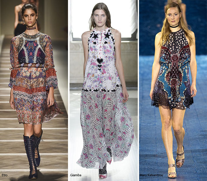Spring/ Summer 2016 Print Trends: Print Blocking