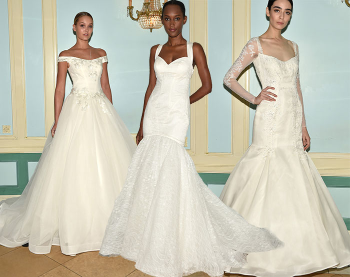 Truly Zac Posen Fall 2016 Bridal Collection