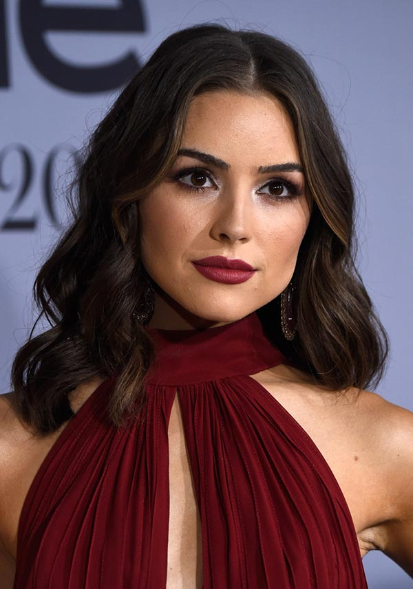 2015 Holiday Party Hairstyles: Olivia Culpo