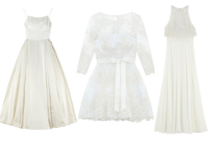 ASOS Bridal Dresses 2016