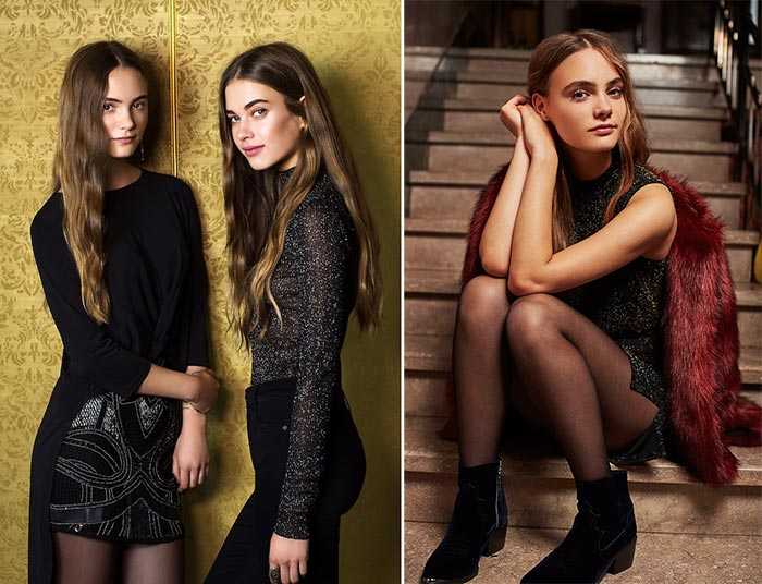 Bershka Evening 2015 Collection