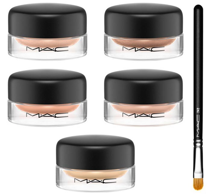MAC Fluidity Holiday 2015 Makeup Line