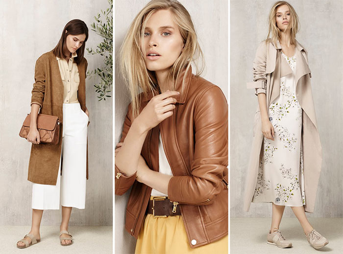 Spring-Summer 2015 fashionable tunics pictures