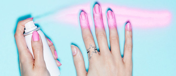 Nails Inc. Spray-On Nail Polish Is The Innovation In the Industry