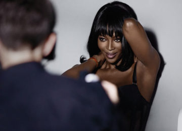 Naomi Campbell Designs a Capsule Collection for Yamamay