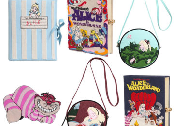 Olympia Le-Tan Launches Magical Alice In Wonderland Collection