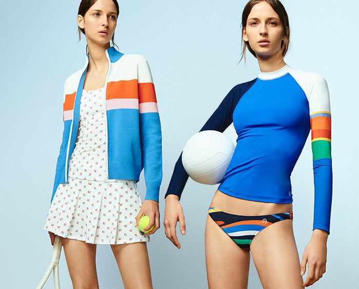 Tory Sport by Tory Burch Spring 2019 Collection