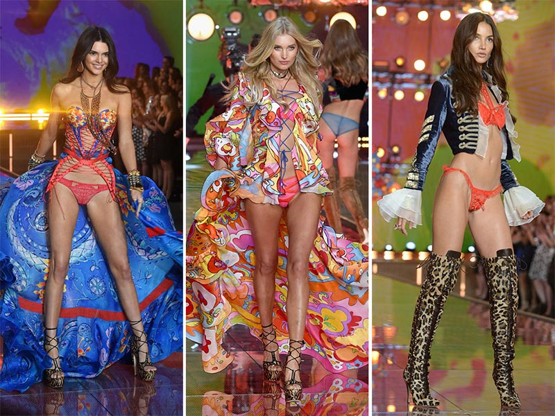 Victoria's Secret Fashion Show 2015-2016
