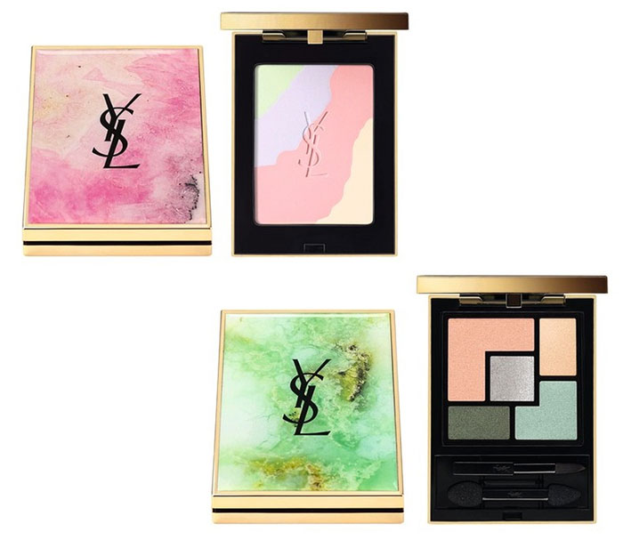 YSL Boho Stones Spring 2016 Makeup Collection
