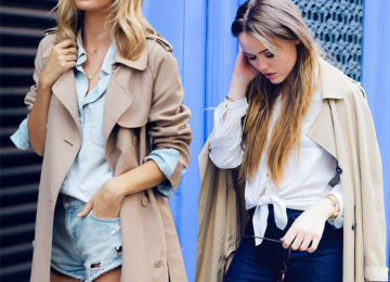 The Anatomy of a Trench Coat: How To Wear It