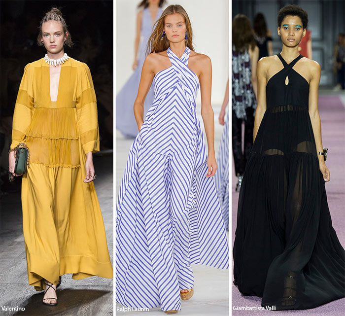 Spring/ Summer 2016 Fashion Trends: Maxi Dresses & Skirts