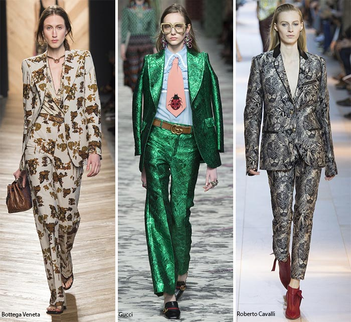 Spring/ Summer 2016 Fashion Trends: Power Suits