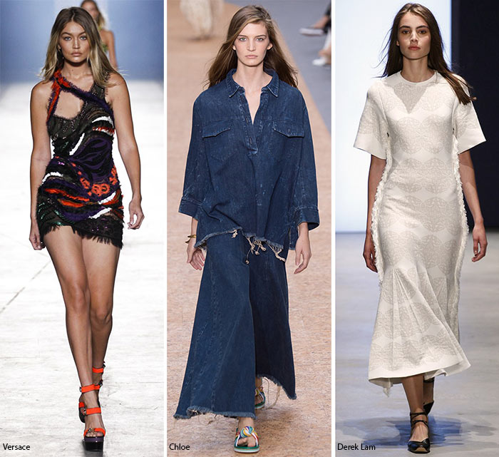 Spring/ Summer 2016 Fashion Trends: Raw Hems