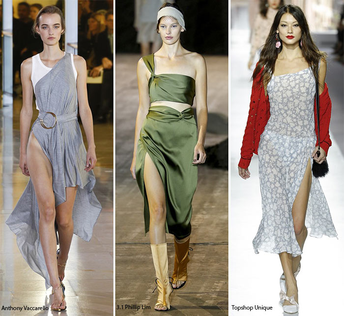 Spring/ Summer 2016 Fashion Trends: Side Slits
