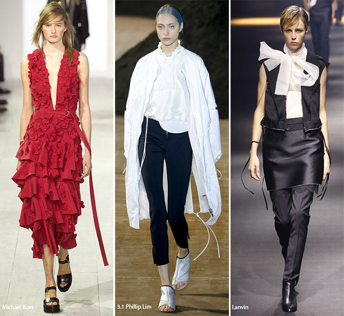 Spring/ Summer 2016 Fashion Trends: Strings