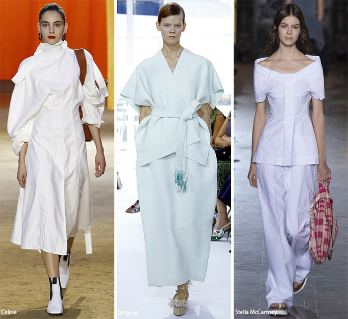 Spring/ Summer 2016 Fashion Trends: Textured White