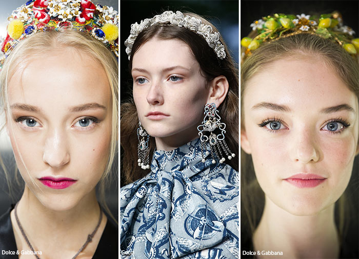 Spring/ Summer 2016 Hair Accessory Trends