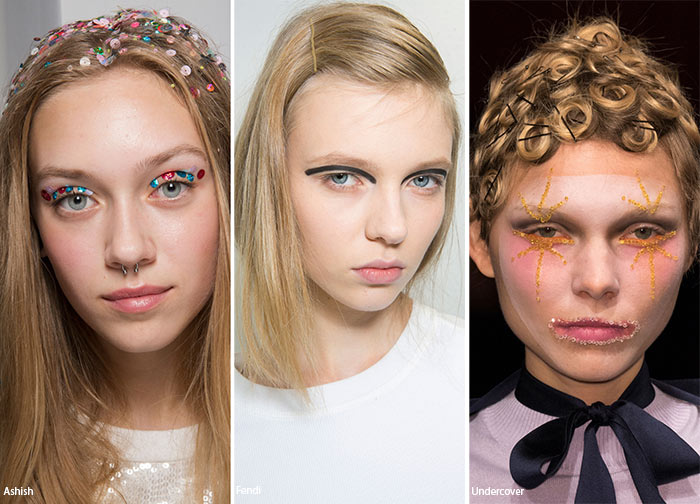 Spring/ Summer 2016 Hair Accessory Trends: Itty-Bitty Hair Accessories